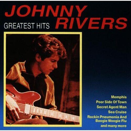Jonny Rivers - Jonny Rivers Greatest Hits - Preis vom 06.09.2020 04:54:28 h