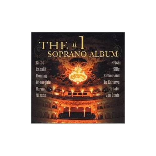 No. 1 Soprano Album - No 1 Soprano Album - Preis vom 17.04.2021 04:51:59 h