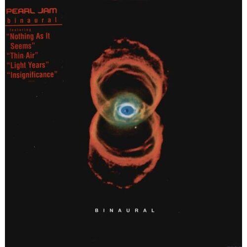 Pearl Jam - Binaural [Vinyl LP] - Preis vom 14.01.2021 05:56:14 h
