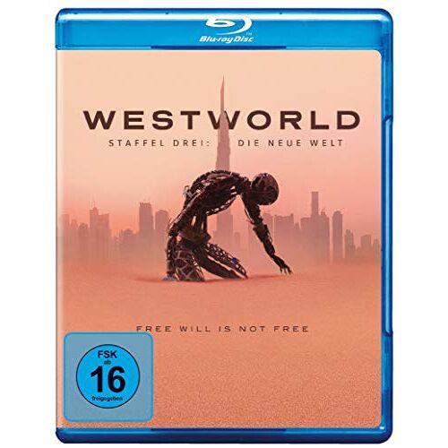 Evan Rachel Wood - Westworld - Staffel 3 [Blu-ray] - Preis vom 18.04.2021 04:52:10 h