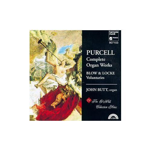 John Butt - Orgelwerk - Preis vom 13.05.2021 04:51:36 h