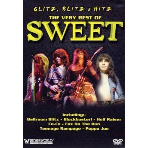 The Sweet - Sweet - Glitz, Blitz & Hitz: The Very Best of Sweet - Preis vom 12.05.2021 04:50:50 h