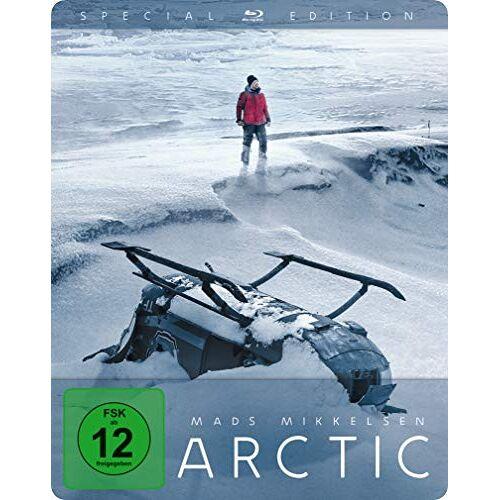 Joe Penna - Arctic (Steelbook) [Blu-ray] - Preis vom 31.03.2020 04:56:10 h