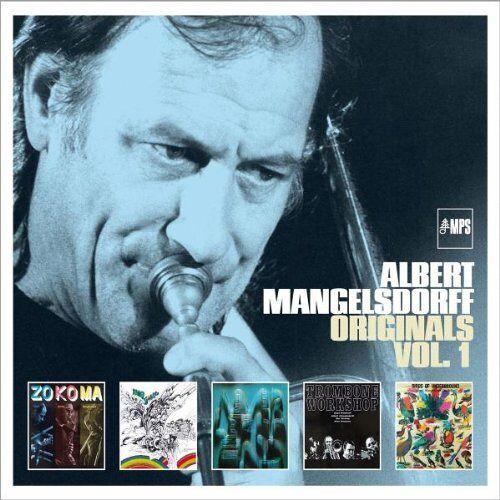 Albert Mangelsdorff - Mangelsdorff Originals Vol. 1 - Preis vom 04.09.2020 04:54:27 h
