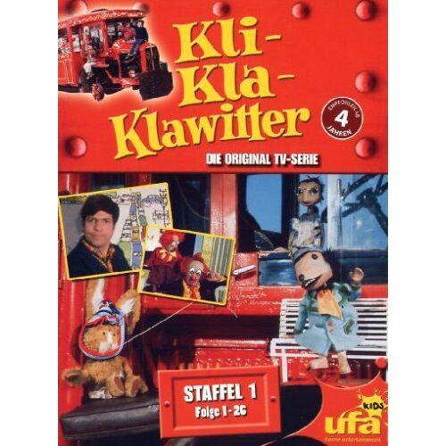 Imo Moszkowicz - Kli-Kla-Klawitter (Folge 01-26) [4 DVDs] - Preis vom 09.04.2021 04:50:04 h