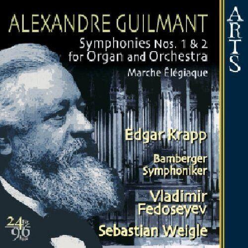 Krapp - Sinfonien 1 & 2 - Preis vom 16.04.2021 04:54:32 h