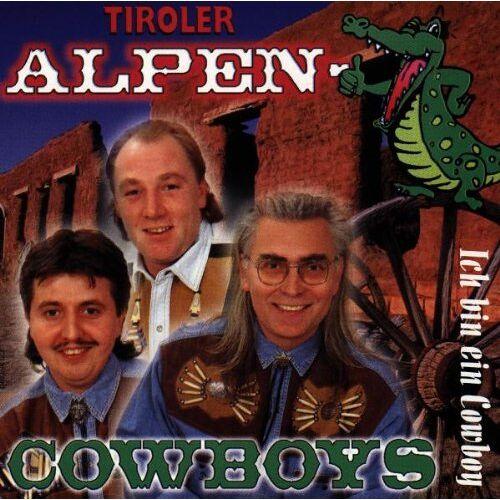 Tiroler Alpen-Cowboys - Ich Bin Ein Cowboy - Preis vom 27.02.2021 06:04:24 h