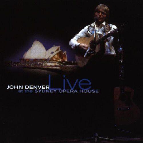 John Denver - John Denver Live at the Sydney - Preis vom 04.04.2020 04:53:55 h