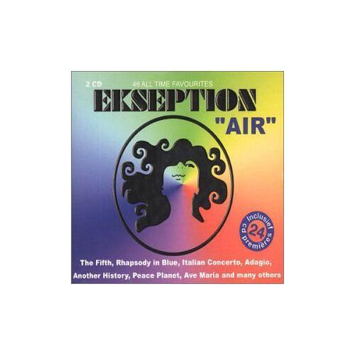 Ekseption - Air (Atf) - Preis vom 14.04.2021 04:53:30 h