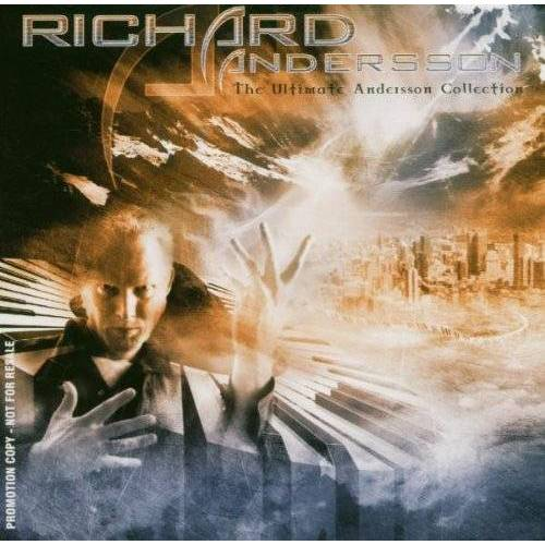 Richard Andersson - The Ultimate Andersson Collection - Preis vom 23.01.2021 06:00:26 h