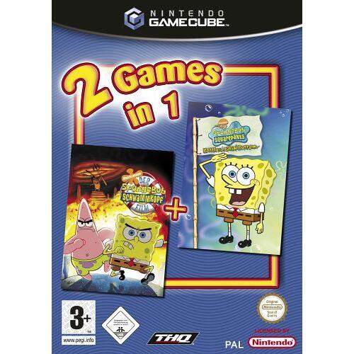 THQ - 2 Games in 1 - SpongeBob Pack 1 - Preis vom 12.12.2019 05:56:41 h