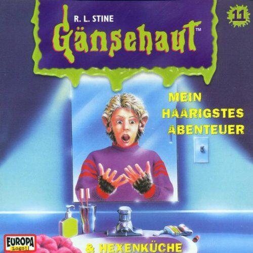 Gänsehaut 11 - Gänsehaut  11-Mein Haarigste - Preis vom 25.01.2020 05:58:48 h