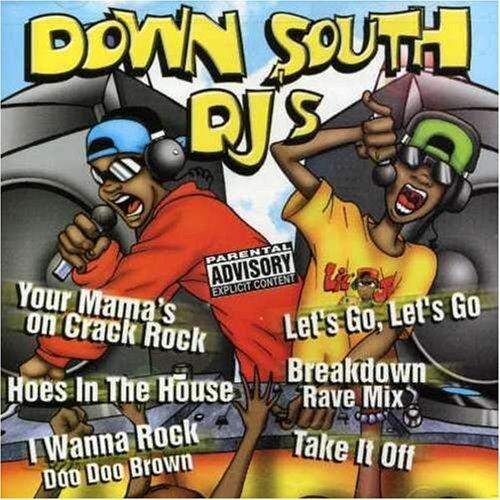 Va-Down South DJ S - Down South Dj's - Preis vom 08.04.2021 04:50:19 h