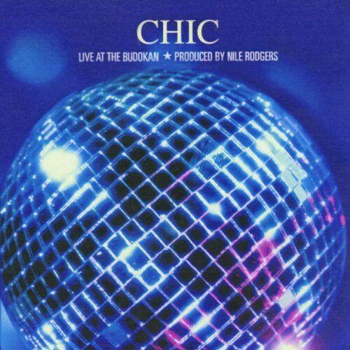 Chic - Live at the Budokan - Preis vom 20.02.2020 05:58:33 h
