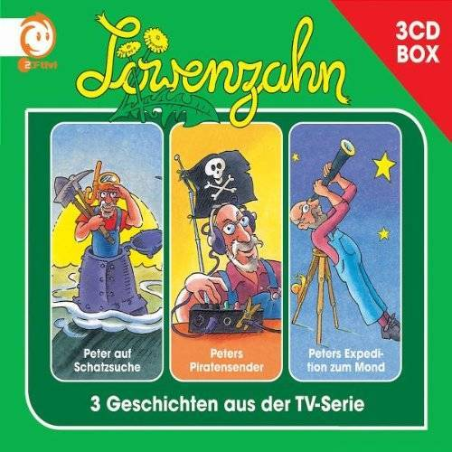 Löwenzahn - Löwenzahn 3-CD Hörspielbox - Preis vom 26.02.2020 06:02:12 h
