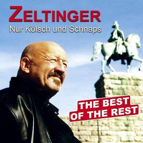 Zeltinger - Nur Kölsch und Schnaps (Best of the Rest) - Preis vom 23.02.2021 06:05:19 h