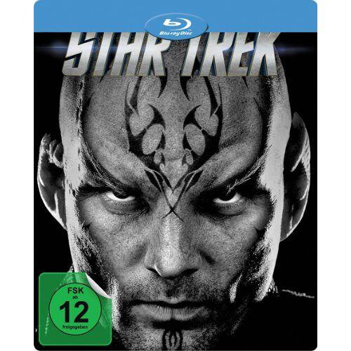 J.J. Abrams - Star Trek (Steelbook) [Blu-ray] - Preis vom 31.03.2020 04:56:10 h