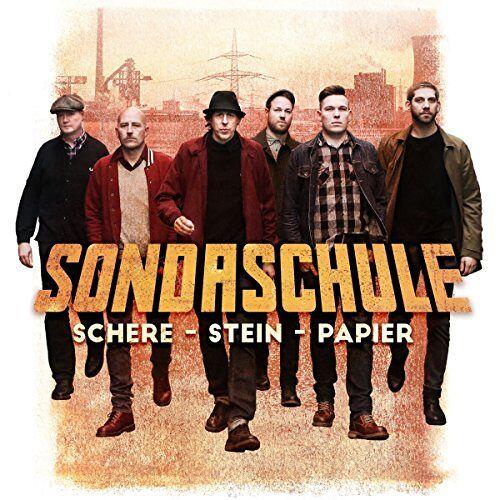 Sondaschule - Schere,Stein,Papier [Vinyl LP] - Preis vom 20.10.2020 04:55:35 h
