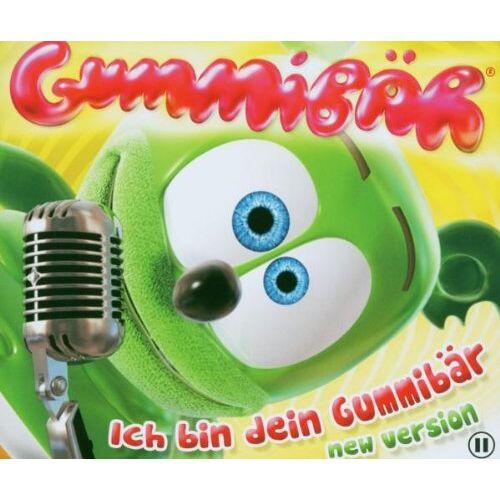 Gummibär - Ich Bin Dein Gummibär (New Version) - Preis vom 17.04.2021 04:51:59 h