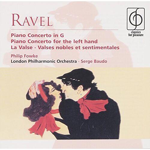 Philip Fowke - Ravel-Piano Concertos - Preis vom 20.10.2020 04:55:35 h