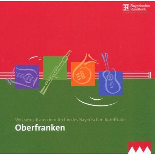 Various - Volksmusik aus Oberfranken - Preis vom 21.10.2020 04:49:09 h