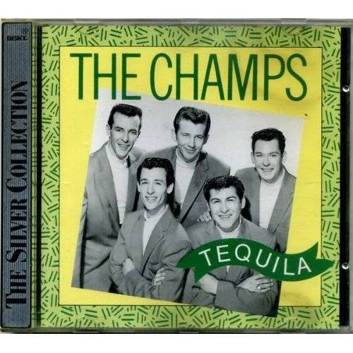the Champs - Tequila (The Silver Collection - 14 tracks) - Preis vom 25.02.2021 06:08:03 h