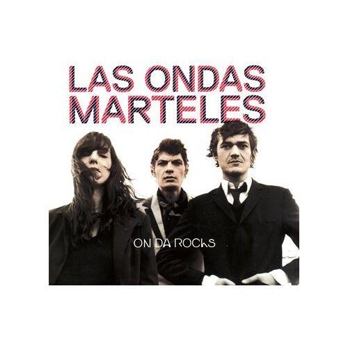 Los Ondras Marteles - On Da Rocks - Preis vom 06.03.2021 05:55:44 h