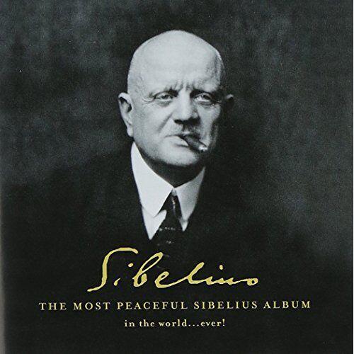 J. Sibelius - Most Peaceful Sibelius Album - Preis vom 18.10.2020 04:52:00 h