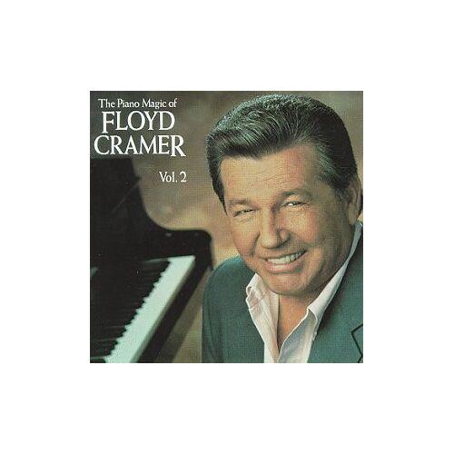 Floyd Cramer - Piano Magic Of Floyd Cramer Vol. 2 - Preis vom 10.04.2021 04:53:14 h