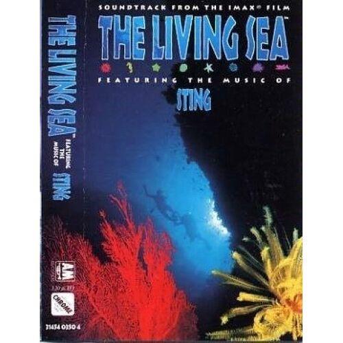 Ost - Living Sea [Musikkassette] - Preis vom 24.02.2021 06:00:20 h