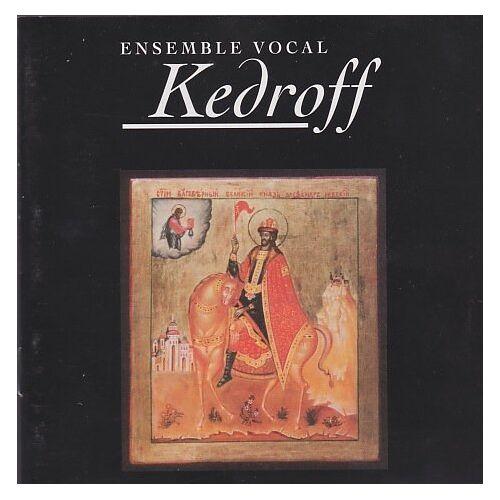 Ensemble Vocal Kedroff - Kedroff - Preis vom 18.10.2020 04:52:00 h