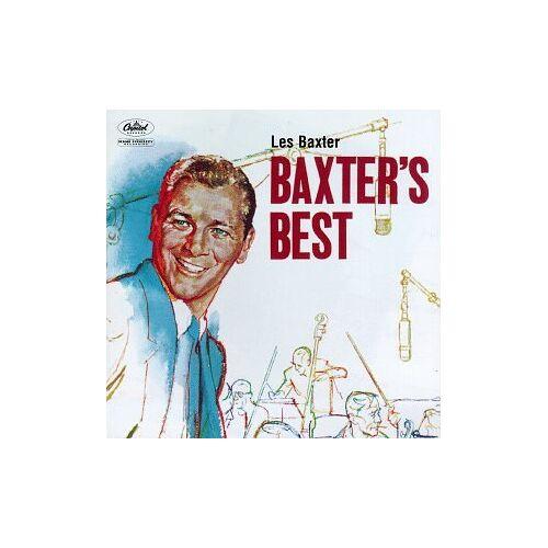 Les Baxter - Baxter's Best - Preis vom 14.05.2021 04:51:20 h