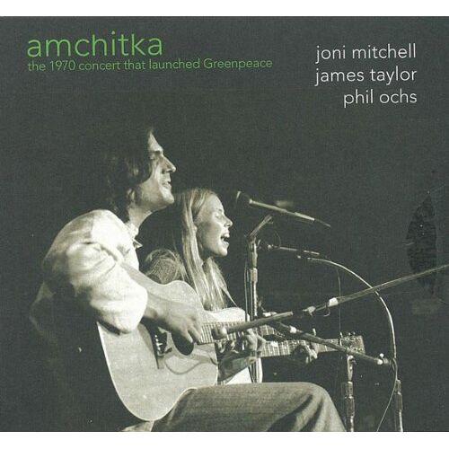 Joni Mitchell - AMCHITKA - Preis vom 28.02.2021 06:03:40 h