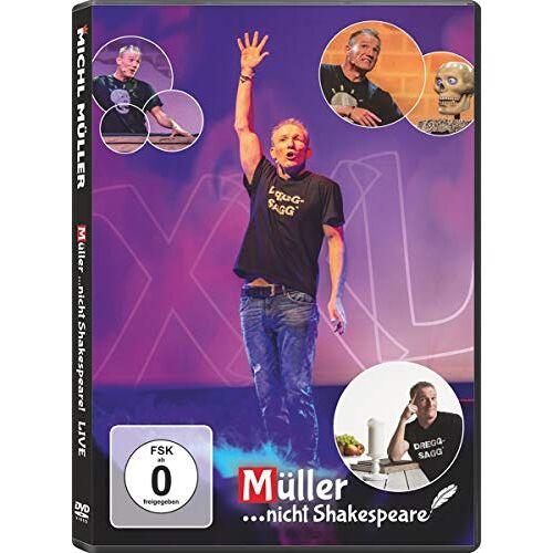 Müller - Michl Müller - Müller...nicht Shakespeare - Preis vom 15.10.2020 04:56:03 h