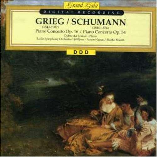 Dubravka Tomsic - Grieg/Schumann:Piano Op.16&54 - Preis vom 20.10.2020 04:55:35 h