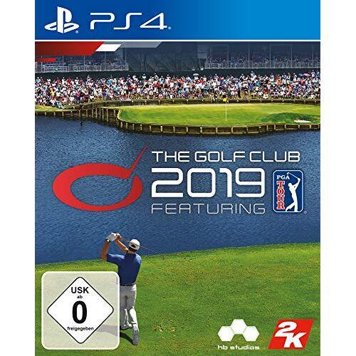 T2 TAKE TWO - The Golf Club 2019 featuring PGA TOUR [ ] - Preis vom 08.04.2021 04:50:19 h