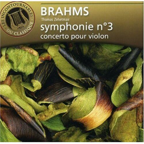 Thomas Zehetmair - Brahms:Symphonie No.3 - Preis vom 17.04.2021 04:51:59 h