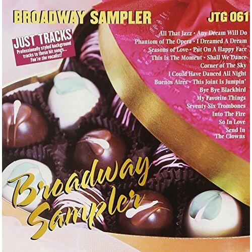 Broadway Sampler - Vol.1-Broadway Sampler - Preis vom 15.05.2021 04:43:31 h