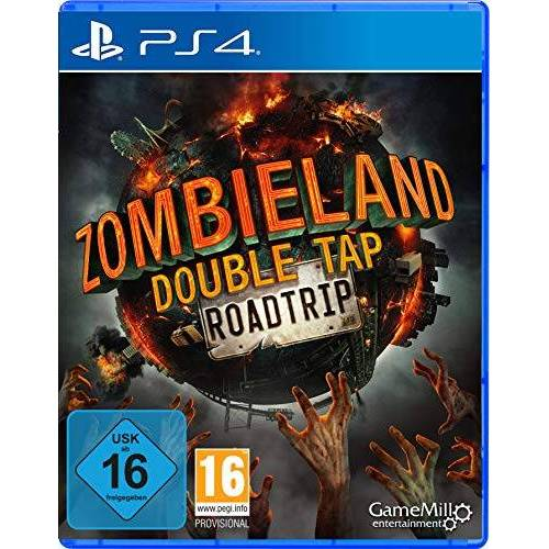 Astragon - Zombieland: Double Tap PS4 - Preis vom 21.04.2021 04:48:01 h