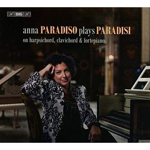 Anna Paradiso - Paradiso Plays Paradisi - Preis vom 04.09.2020 04:54:27 h