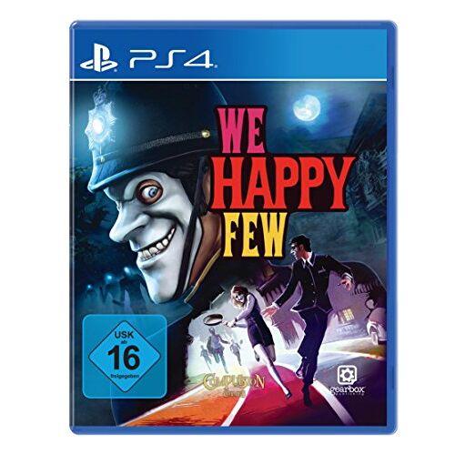 Flashpoint AG - We Happy Few - Preis vom 23.01.2021 06:00:26 h