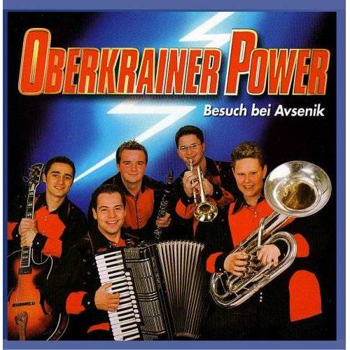 Oberkrainer Power - Oberkrainer Power 2004 - Besuch bei Avsenik - Preis vom 11.05.2021 04:49:30 h