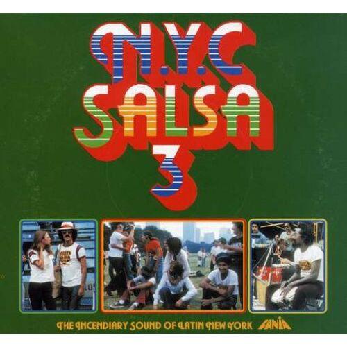 NYC Salsa - Vol. 3-NYC Salsa - Preis vom 18.04.2021 04:52:10 h