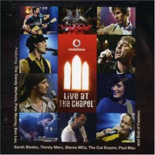 Vodafone Live at the Chapel - Preis vom 05.08.2020 04:52:49 h