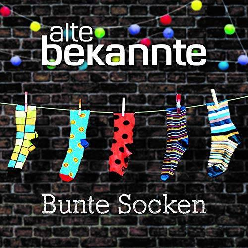 Alte Bekannte - Bunte Socken - Preis vom 09.05.2021 04:52:39 h