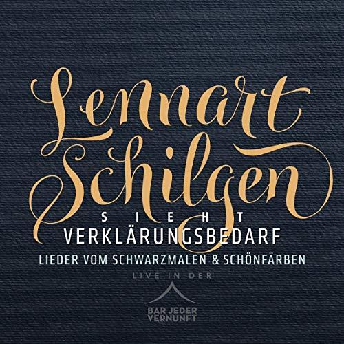 Lennart Schilgen - Verklärungsbedarf - Preis vom 05.09.2020 04:49:05 h