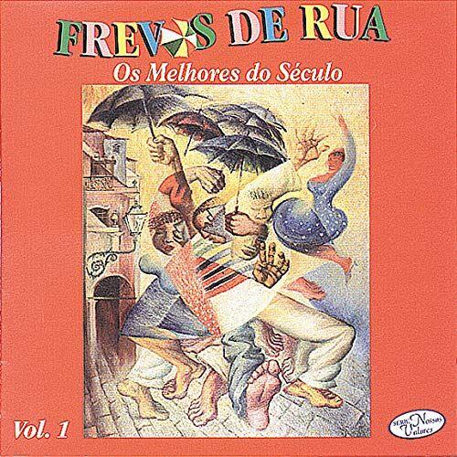 Duda - Frevos de Rua Vol 1 - Preis vom 27.02.2021 06:04:24 h