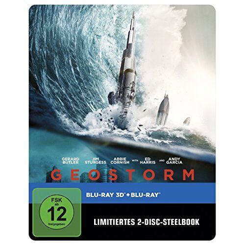 - Geostorm als Steelbook (Limited Edition exklusiv bei Amazon.de) [3D Blu-ray] - Preis vom 13.05.2021 04:51:36 h