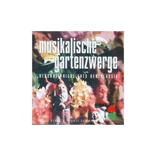 Kakhidze - Musikalische Gartenzwerge - Preis vom 30.03.2020 04:52:37 h