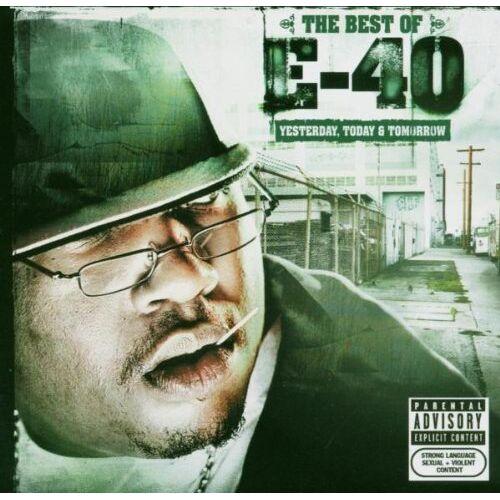 E-40 - The Best of E-40: Yesterday,T - Preis vom 28.02.2021 06:03:40 h